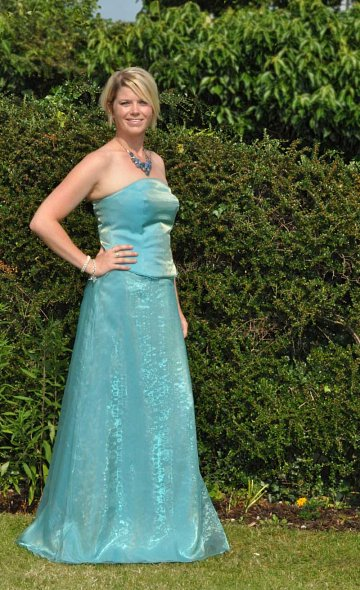 turquoise-bridesmaids-dress-oxford